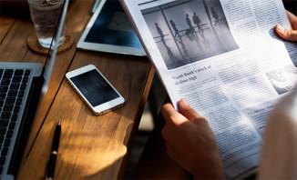 Tiskové zprávy - obrázek